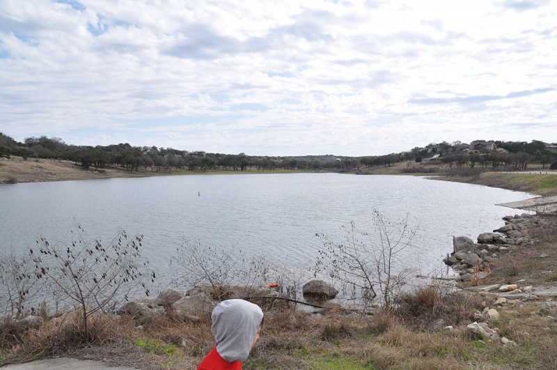 Canyon Lake Feb 2010