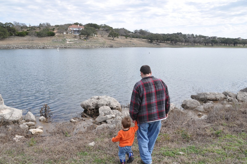 Canyon Lake Feb 2010