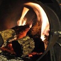 BBQ Smoke Pit - Texas Style