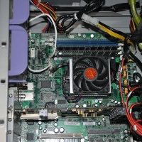 AMD 939 3200 X64 CPU and 256MB DDR333 (PC2700) RAM