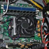 AMD Proc and Corsair RAM
