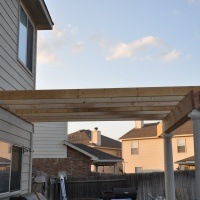 More ceiling joists