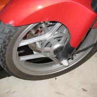 2008 Motorcycle Accident